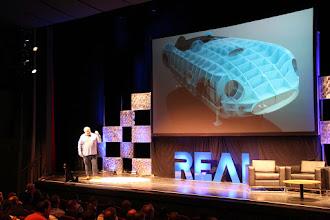 Photo: Steuart Brown at #REAL2015 Main Stage