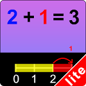 Addition Using Number Line Lit