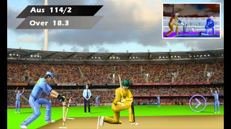 I P Lead Cricket 2015 Pro 1.0.1 screenshot 911887