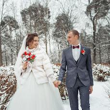 Wedding photographer Irina Ignatenya (xanthoriya). Photo of 06.04.2018