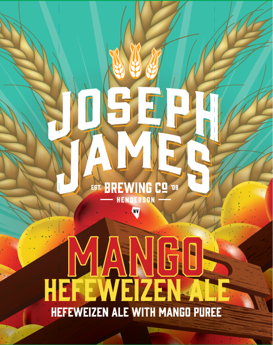 Logo of Joseph James Mango Weizen