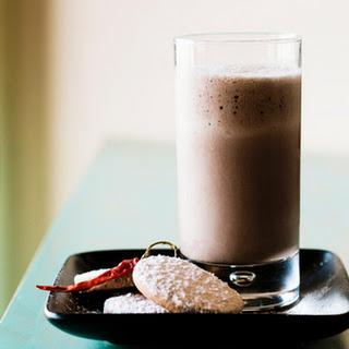 Oaxacan Chocolate Milk Shakes
