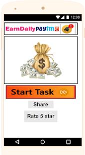 EarnDaily : Paytm Cash - náhled