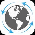 World Map - Atlas icon