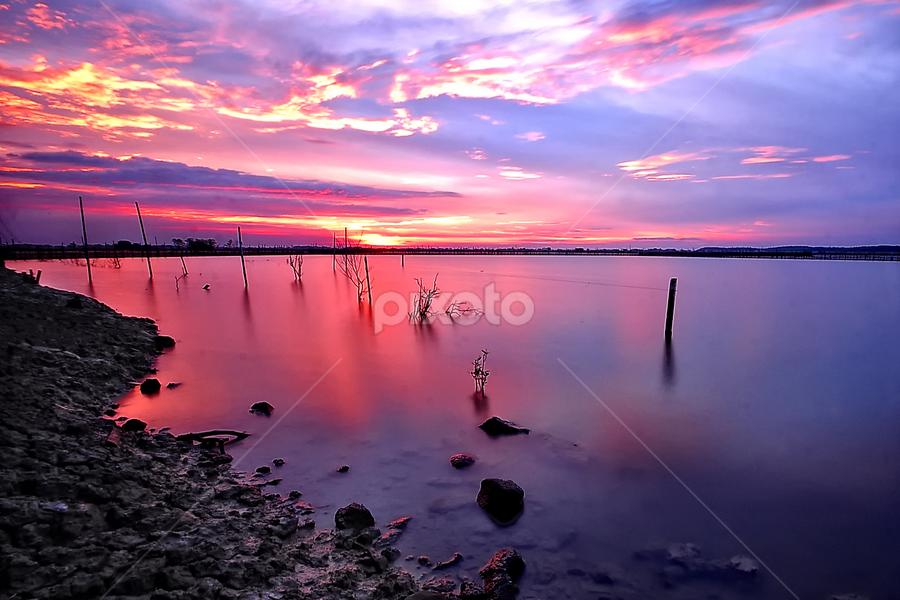 by Agus Santoso - Landscapes Sunsets & Sunrises