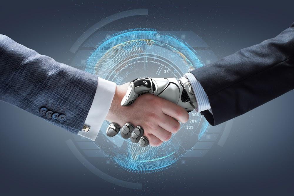 Finansiële dienste voldoen aan AI - u werk nou saam