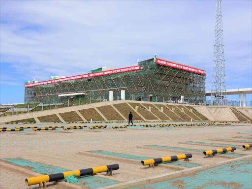 Image result for Uhuru at Mai Mahiu station