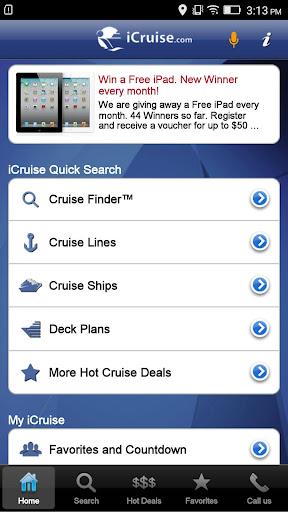 免費下載旅遊APP|Cruise Finder - iCruise.com app開箱文|APP開箱王