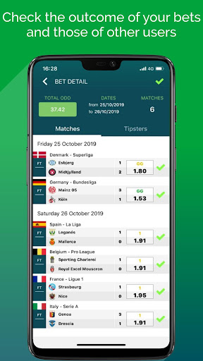BetMines Free Football Betting Tips & Predictions screenshot 3