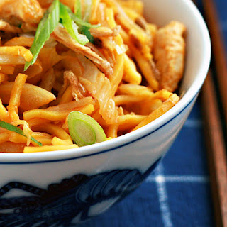 Chicken Breast Egg Noodles Recipes