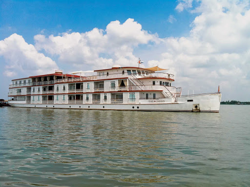 The Jahan was specially designed for sailings on the Mekong River to Vietnam and Cambodia.