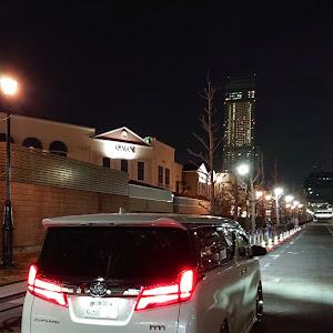 アルファード AGH30W 冷和元年式のカスタム事例画像 セナっちょさんの2020年02月26日18:35の投稿