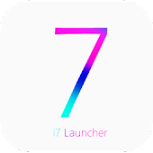iLauncher 7 i5 Theme HD Free