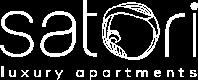 Satori Luxury Apartments Homepage