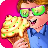 Ice Cream Mania Maker Chef