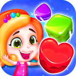 Cookie match 3 puzzle game Icon
