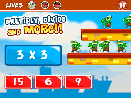 Math Games for kids of all ages 8.49 15