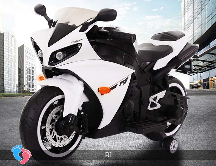 Xe mô tô điện thể thao cho trẻ R1 14