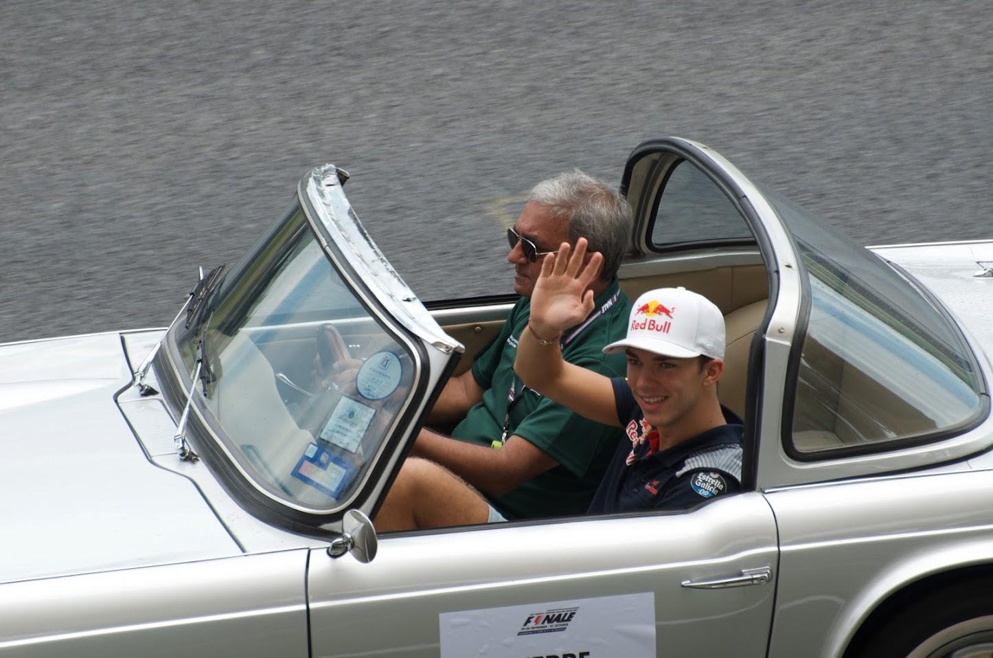 Malaysian GP 2017 — Sunday
