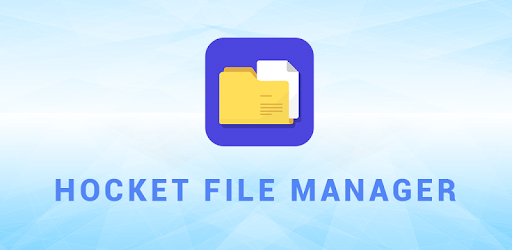 Hocket File Manager - explorer, clean & transfer for PC