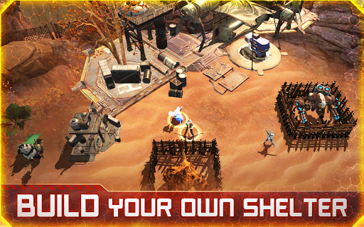 Wasteland Heroes  captures d'écran 6