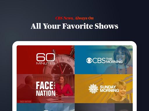 CBS News screenshot 7