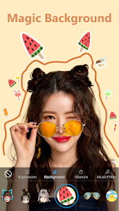Filter Camera – Beauty Camera with Stickers 5