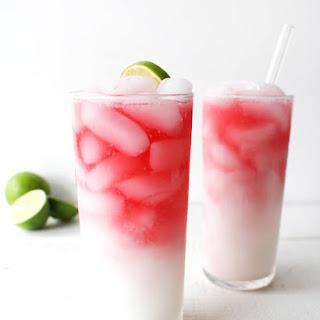 Ombré Pink Drink Recipe