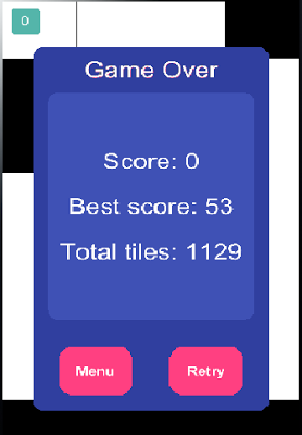 Adele Piano Challenge - screenshot