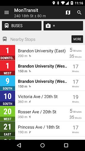 Brandon Transit Bus - MonTran…