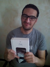 Photo: Sunday giveaway winner Youss showing off his new Pixel XL.