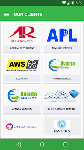 Ashwatth Consultancy Services - náhled