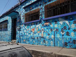 Photo: Procházkou po Oaxaca City.