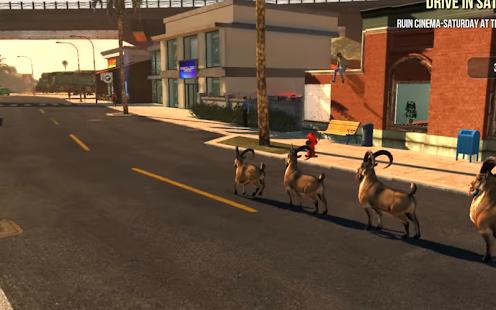 Tips For Goat Simulator Payday - náhled