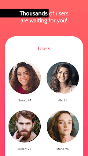 Mature Dating - Flirt, Meeting, Chat and Love 1.8 screenshots 2