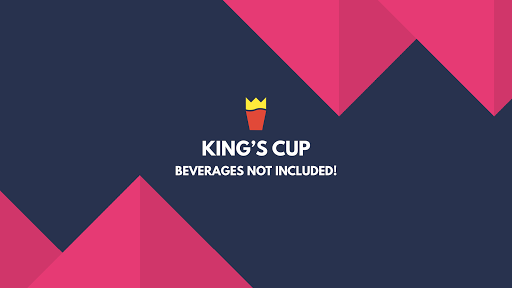 King's Cup - Beverages not Included! screenshots 1