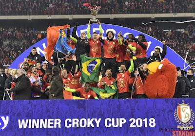 La finale de la Coupe programmée pendant les Play-Offs, la vidéo également présente