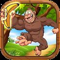 Banana King Kong Run 2016 icon