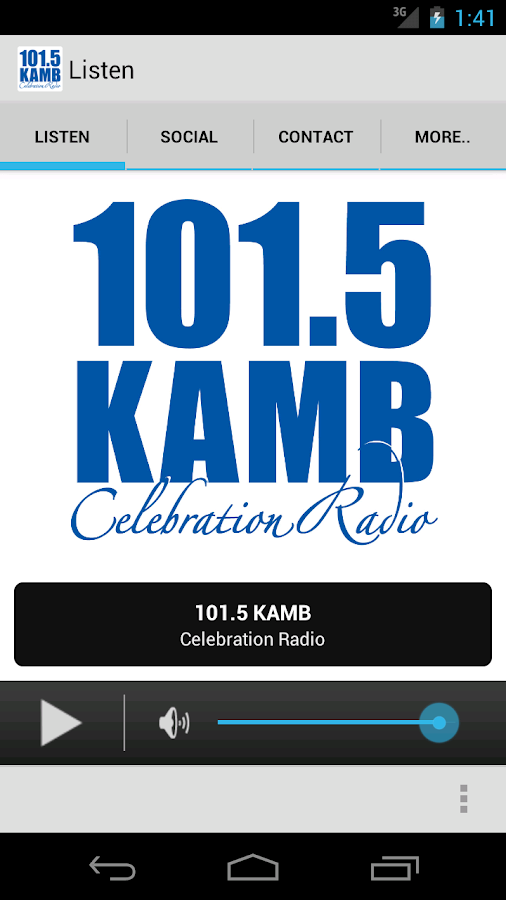 101.5 KAMB- screenshot