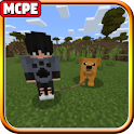 Domestic Pets Mod MC Pocket Edition icon