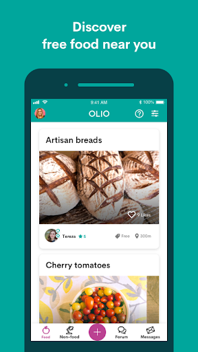 OLIO - Share more. Waste less. - screenshot