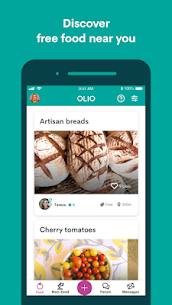 OLIO – Share more. Waste less. 3