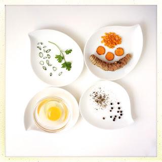Scrambled Eggs with Turmeric and Black Pepper Recipe