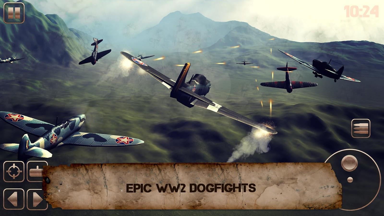 World War 2 Battle Simulator- WW2 Battle Games