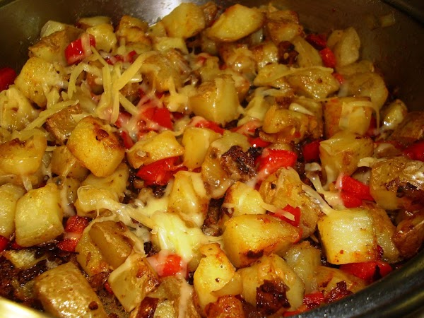 Home-fried Potatoes Recipe