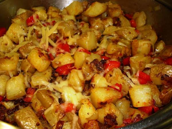 Home-fried Potatoes Recipe