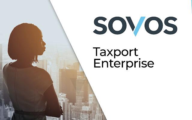 Sovos Taxport Launcher