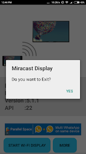 Miracast Display Finder- screenshot thumbnail