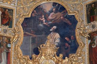 Photo: San Filippo Neri in preghiera (sec. XVII, di anonimo)