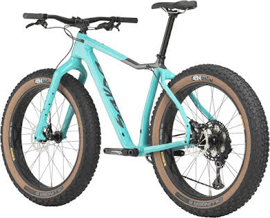 Salsa Mukluk Carbon XT Fat Bike alternate image 4